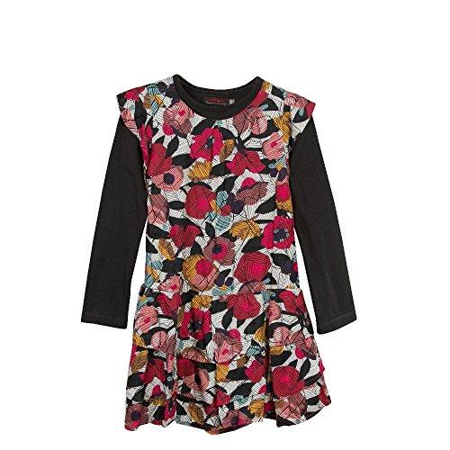Catimini Printed Dress + T-Shirt (7Y) by Catimini