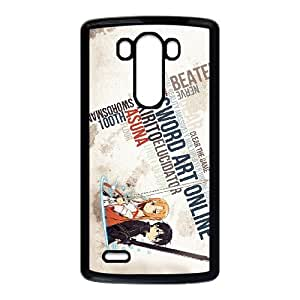 LG G3 Phone Case Cover Sword art online ( by one free one ) T65616