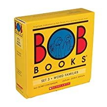Bob Books Set 3- Word Families (Box Set)