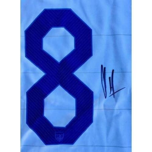 3f52565a6a0 85%OFF Clint Dempsey Signed Jersey - USA Olympics United States - JSA  Certified -