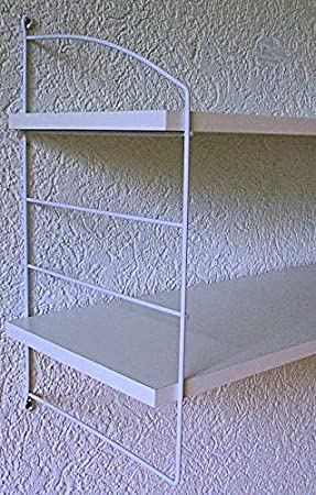 Estantería de Pared Solido, tamaños, con Escalera Sistema de Alba: Amazon.es: Juguetes y juegos