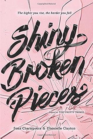 book cover of Shiny Broken Pieces