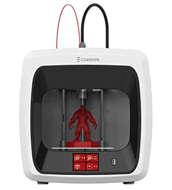 Klabs Cobees3 Impresora 3D FFF tipo auto nivelación cama de calor ...