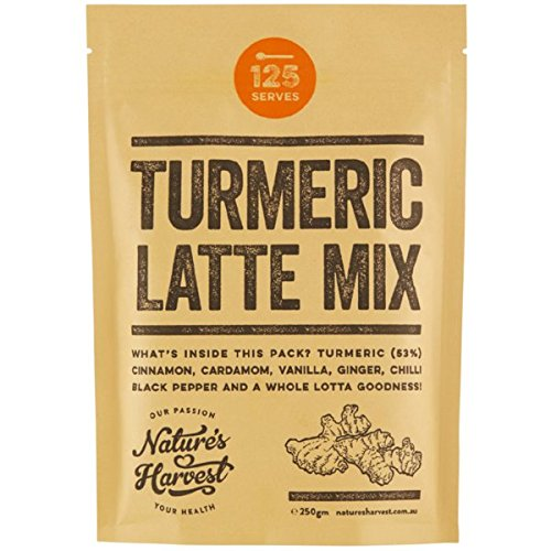 Turmeric Latte Mix 8.82 oz. by Turmeric Latte Mix