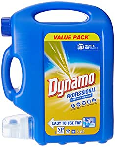 Dynamo Professional Stain Removal Laundry Liquid, 3600ml