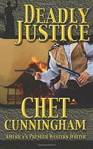 book cover of Deadly Justice