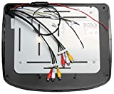 BOSS Audio Systems BV11.2MC 11.2 Inch Flip-Down Car Monitor, DVD CD MP3 USB SD, FM Transmitter, Black Grey Tan Interchangeable Housing Options, 2 Dual-channel Wireless Headphones, Wireless Remote