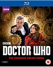 Doctor Who - Complete Series 8 Box Set [Italia] [Blu-ray]