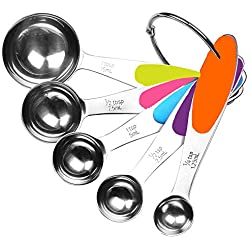 Stainless Steel Measuring Spoons Set
