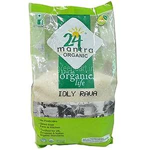 Amazon.com : Organic Rice Semolina (Idly Rava/rice Rava