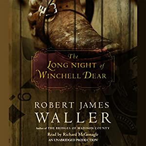 The Long Night of Winchell Dear Hörbuch