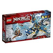 LEGO Ninjago Jay's Elemental Dragon Playset 70602