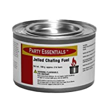 Party Essentials PE-BB100 Ethanol Warming Fuel (Case of 72)