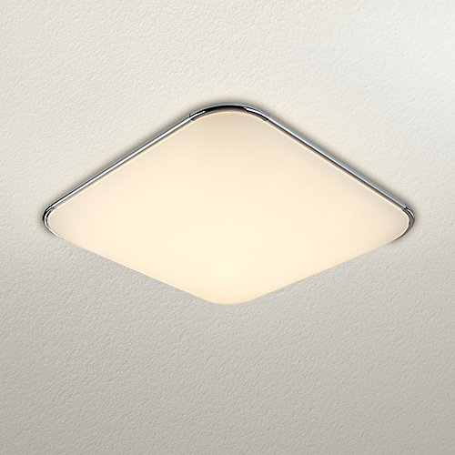 Amazon.com: NATSEN LED Ceiling lights, Modern ceiling light fixture ...
