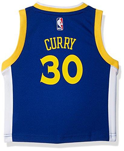 Outerstuff NBA Golden State Warriors Children Boys Replica Road Player Jersey, 3T, (Toddler Nba Jerseys)
