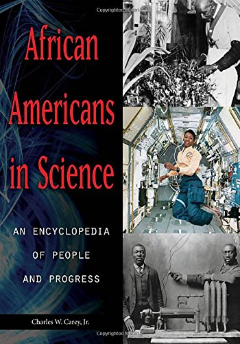 Search : African Americans in Science [2 Volumes]: An Encyclopedia of People and Progress: African Americans in Science: An Encyclopedia of People and Progress (2 Vol Set)