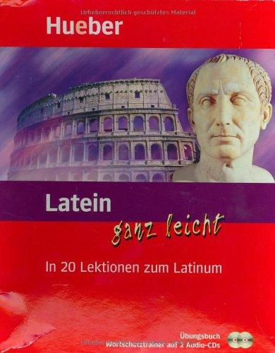 Latein ganz leicht: In 20 Lektionen zum Latinum/Paket