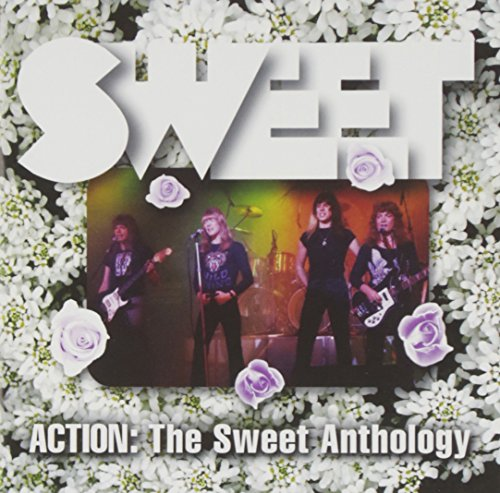 SWEET - Action The Sweet Anthology [2 Cd] - Zortam Music
