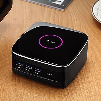 LiKu technics Mr NUC Barebone Mini PC Windows 10 Intel NUC