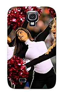 New Fashionable Mooseynmv NcgJHbi3038tJcAS Cover Case Specially Made For Galaxy S4(cheerleader Nfl Football )
