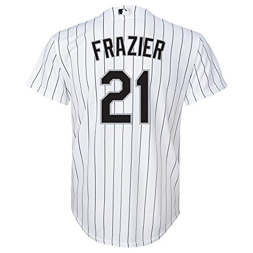 Outerstuff Todd Frazier MLB Majestic Chicago White Sox Cool Base Home Jersey Youth (S-XL)
