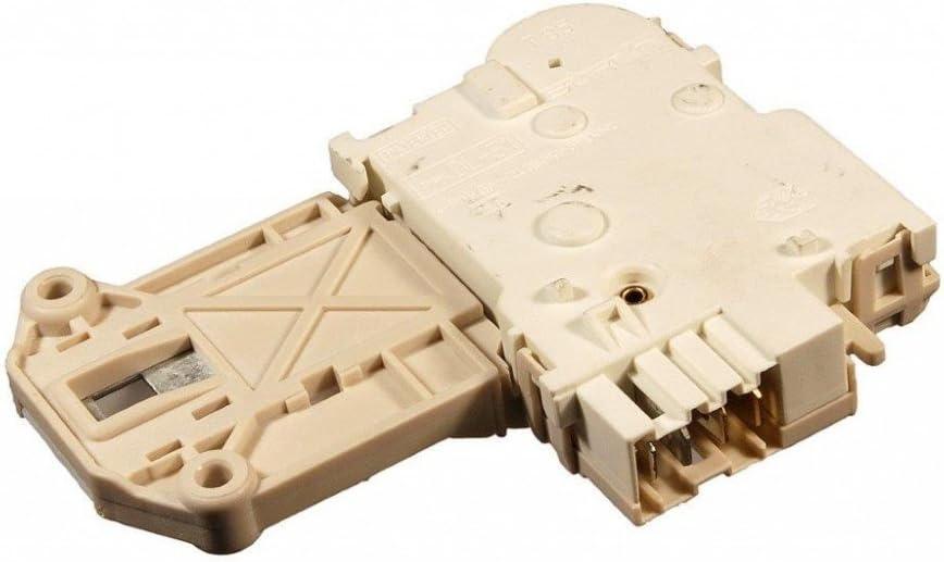 daniplus 3792030425 - Cerradura para puerta de lavadora compatible con AEG Electolux 1249675131