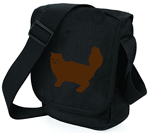 Cat à pour femme Bag Black à porter Bag Pixie Brown l'épaule S Sac qvEwvaY