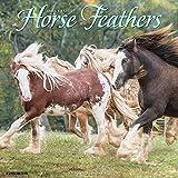 Horse Feathers 2022 Wall Calendar