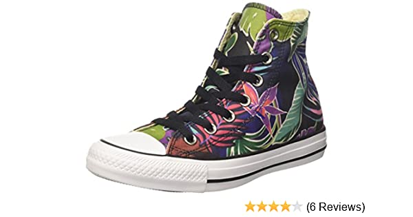 552981f42d2d Women s CTAS Hi Sneakers. Converse Chuck Taylor All Star HI Unisex Shoes  Fuchsia Glow  Menta  White 155393c (