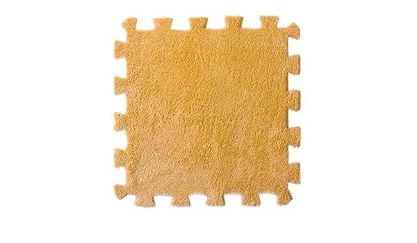 Creazy 6 pc eco de goma EVA Puzzle alfombra mosaico cojín de ...
