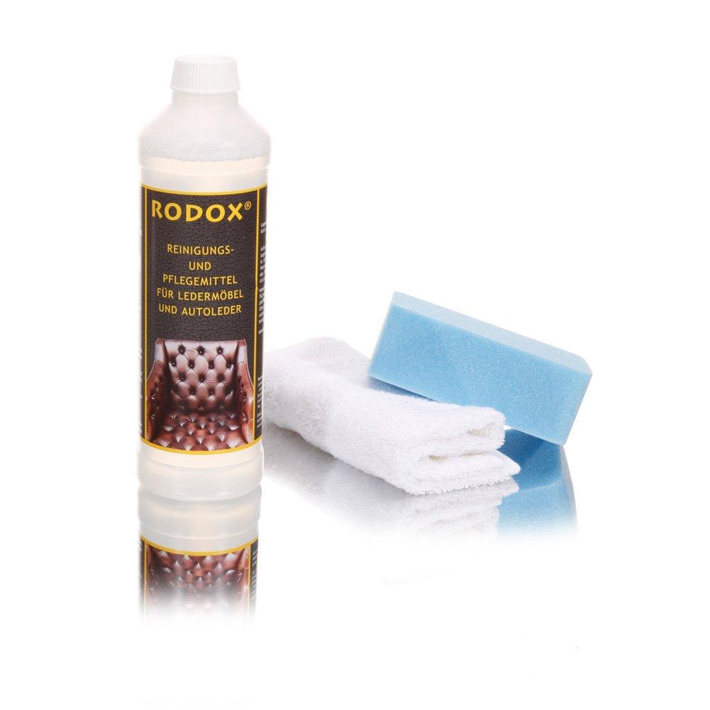 Rodox Bio Lederpflege Und Reinigungsmittel 05 L Amazonde