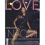 LOVE No. 19 2018 小さい表紙画像