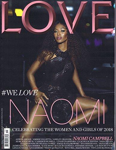 LOVE No. 19 2018 大きい表紙画像
