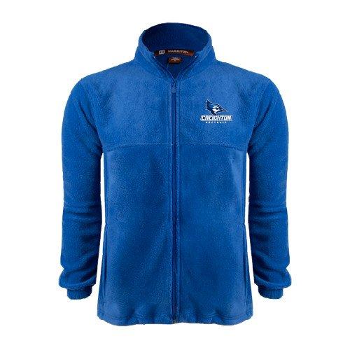 Creighton Fleece Full Zip Royal Jacket 'Softball' – DiZiSports Store