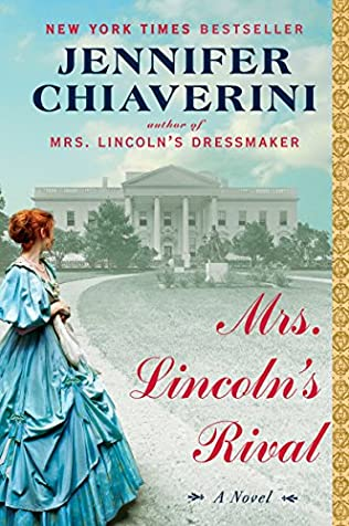 book cover of Mrs. Lincoln\'s Rival