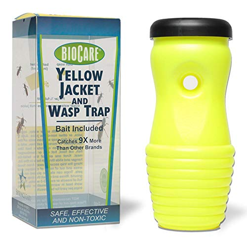 Bio Care Naturals YJS Yellow Jacket and Wasp Trap
