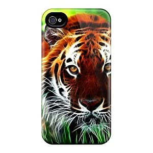 Forever Collectibles Tiger Hard Snap-on Iphone 6 plus Case
