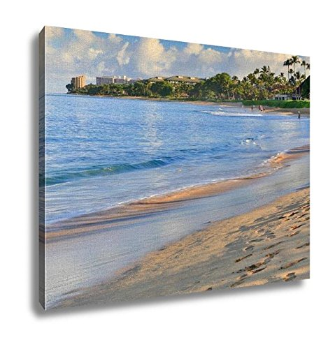 Ashley Canvas, USA Hawaii Maui Kaanapali Beach, Home Decoration Office, Ready to Hang, 20x25, AG6408916 by Ashley Canvas