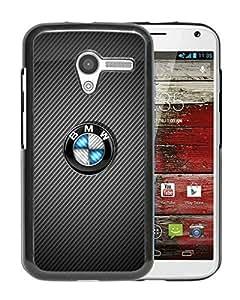 BMW 8 Black Newest Custom Design Motorola Moto X Phone Case
