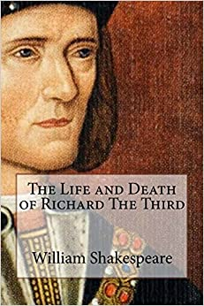 Book The Life and Death of Richard The Third