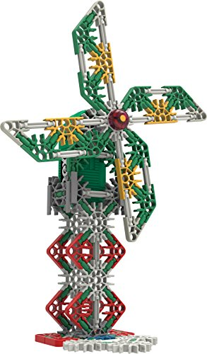 51VE%2B3xUTRL - K'NEX Imagine – Power and Play Motorized Building Set – 529 Pieces – Ages 7 and Up – Construction Educational Toy