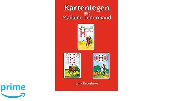 Kartenlegen mit Madame Lenormand: Amazon.es: Erna Droesbeke ...
