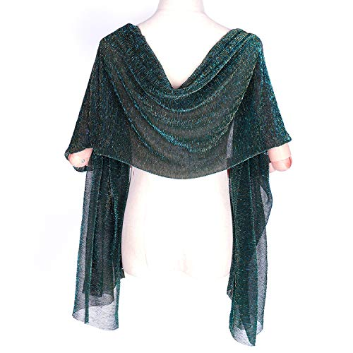 Weddings Evening Halloween Party Costume Cosplay Glitter Shawl Wrap Girl's Scarf