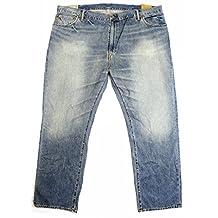 Polo Ralph Lauren Hampton Straight Dayton Light Wash Big&Tall Men's Jeans
