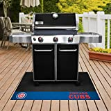 StarSun Depot Illinois Grill Mat MLB - Chicago Cubs 26'x42'