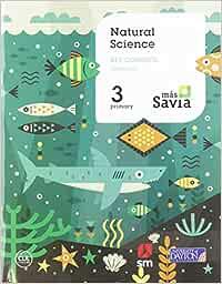 Ciencias de la naturaleza. 3 Primaria. Mas Savia. Key
