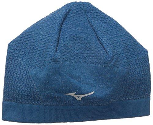 Mizuno Running Breath Thermo Head Pip, Blue Sapphire, One Size