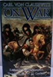 On War, Carl von Clausewitz, 0880297190