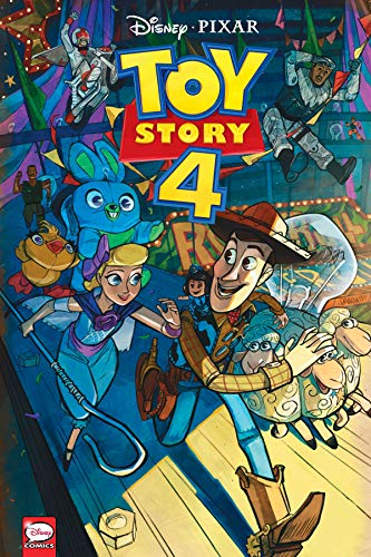 Disney·PIXAR Toy Story 4 (Graphic Novel)