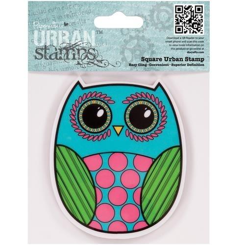4X4 CLING-OWL